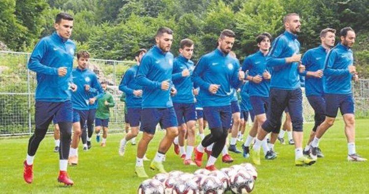 Serik Belediyespor'un ilk maçı Erzıncan'la