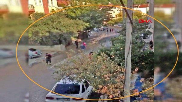 Son dakika! Antalya'daki 5,2'lik deprem paniği kamerada | video