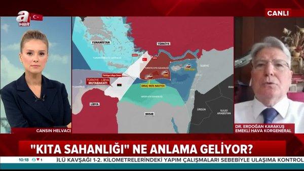 Son Dakika Haberi: Emekli Korgeneral'dan canlı yayında flaş açıklama 'Yunanistan kaybedecek' | Video