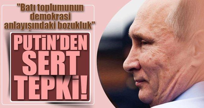AP'nin propaganda suçlamasına Putin'den sert yanıt!