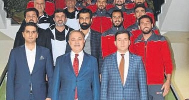 Osmaniyespor'dan Kara'ya ziyaret