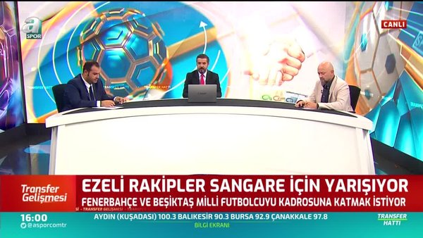 Beşiktaş ve Fenerbahçe Sangare için karşı karşıya!