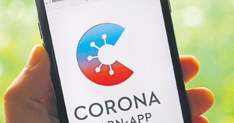 Korona App'ine Alman ilgisizliği