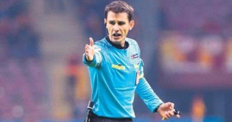 Beşiktaş'ın maçına Halil Umut Meler
