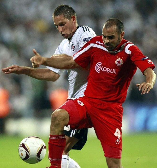 Beşiktaş - CSKA Sofya