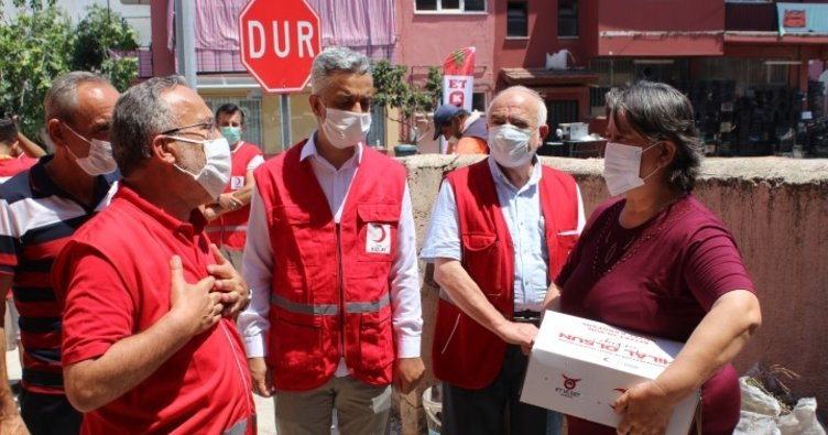 'Kurban'da Kızılay Modeli' ile 4 milyon kişiye kurban eti dağıtılacak
