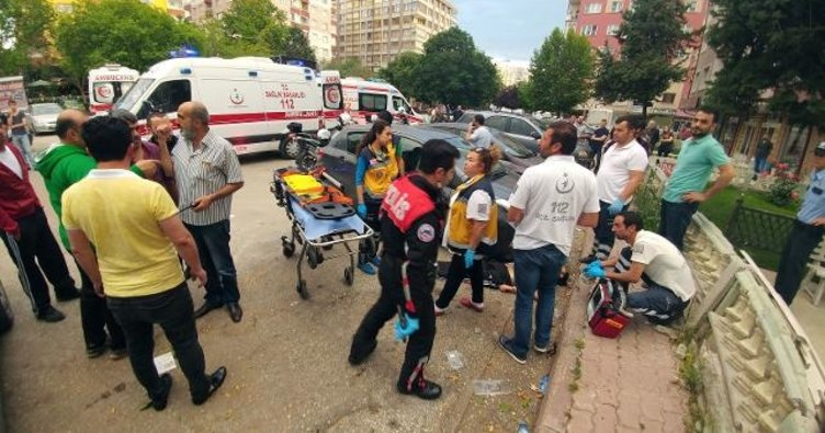 Konya'da silahlı kavga: 1 ölü, 5 yaralı