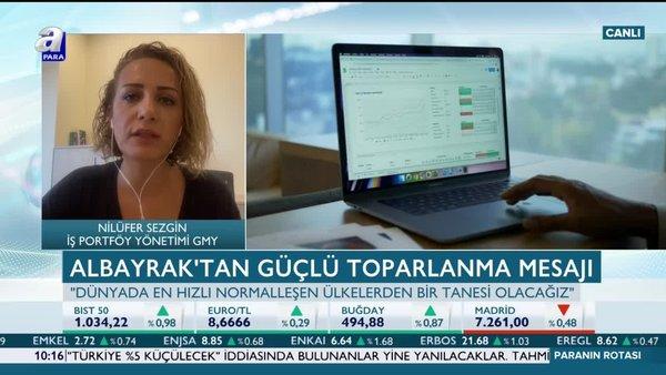 Sezgin: Türkiye üçüncü çeyreğe güçlü başladı