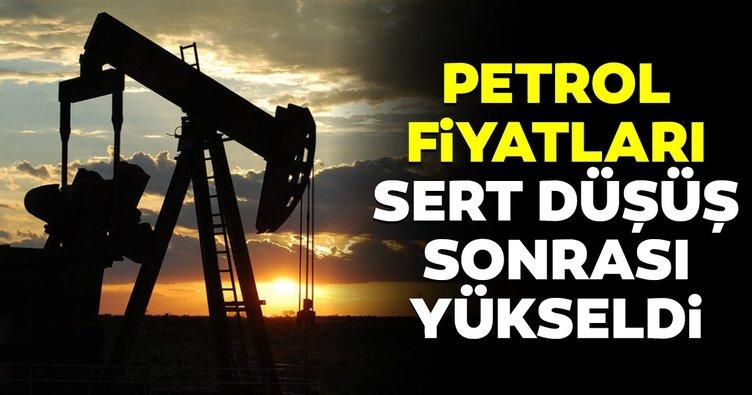 Petrol fiyatları sert düşüşün ardından yükseldi