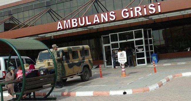 El Bab operasyonuna DEAŞ saldırısı: 2 yaralı