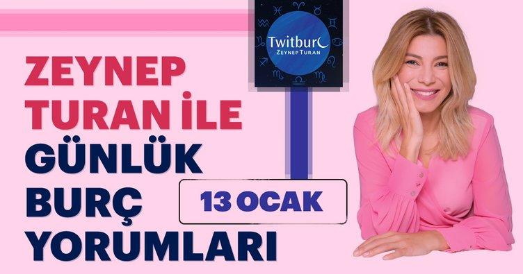 Uzman Astrolog Zeynep Turan ile günlük burç yorumları! Günlük burç yorumu 13 Ocak Pazar 2019