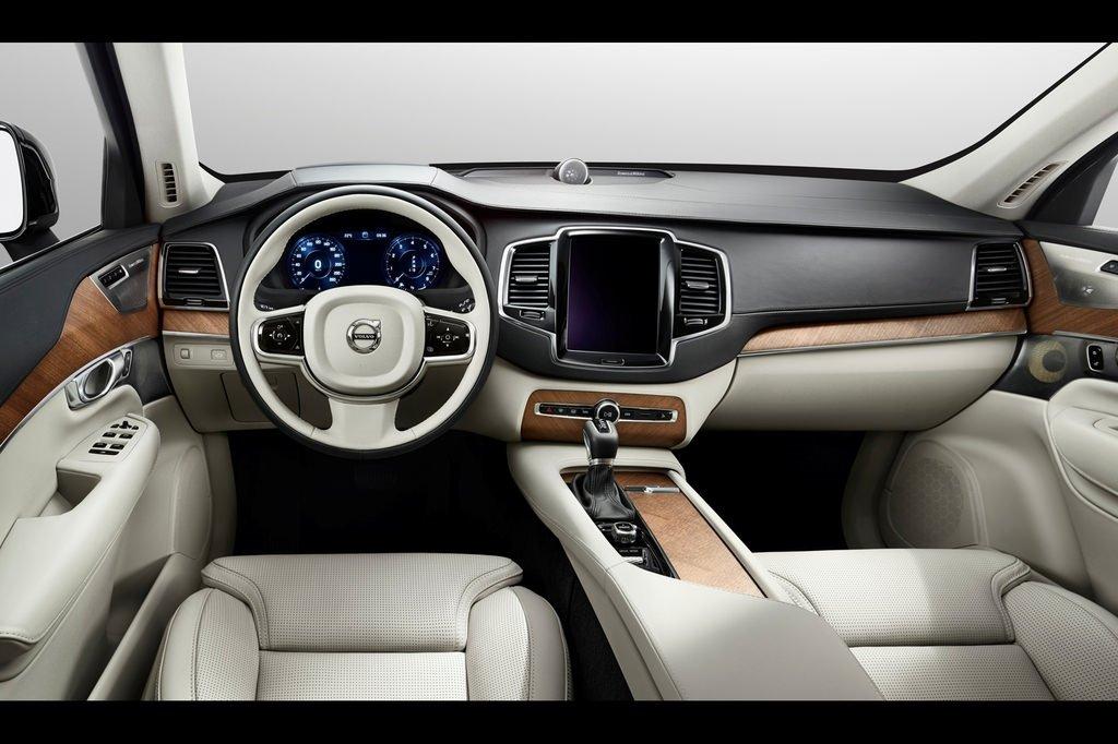 Xc90 En Sik Ic Mekanli Volvo Olacak Galeri Otohaber 11