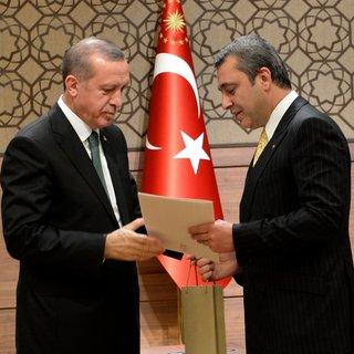 Cumhurbaşkanı Erdoğan'dan, Nilgün Çağlar'a taziye telefonu