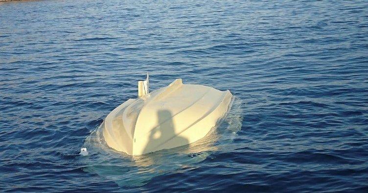 Gulet ve balıkçı teknesi çarpıştı: 1 ölü, 1 yaralı