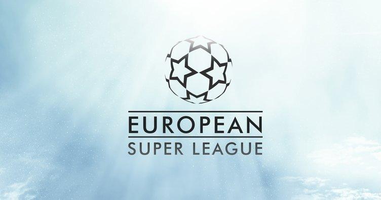 Son dakika: Avrupa Süper Ligi resmen açıklandı: Büyük kaos! Avrupa Süper Lig'ine katılacak takımlar...