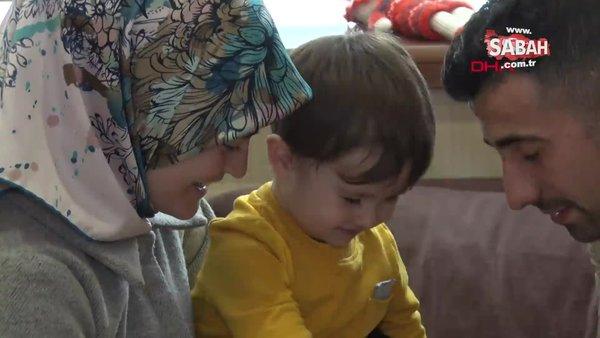 Zatürre sanılan küçük çocuğun akciğerinden çıkan şey şaşkına çevirdi | Video