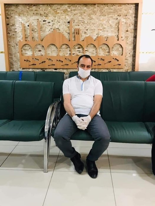 Şanlıurfalı iş adamı İbrahim Toru koronavirüsten öldü