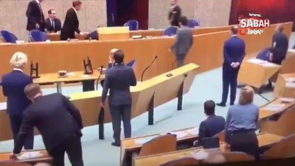 Hollanda Sağlık Bakanı Bruins istifa etti | Video