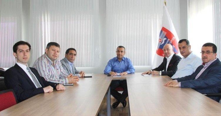 Kardemir Karabükspor'da görev dağılımı