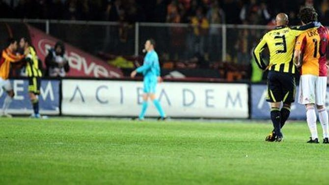 Olaylı Fenerbahçe - Galatasaray derbileri