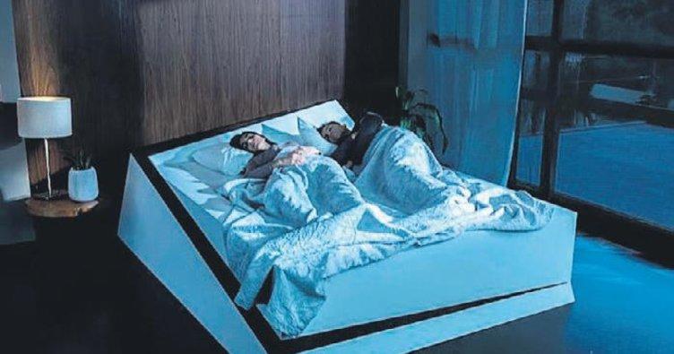 Yatağı eşit bölüştüren teknoloji