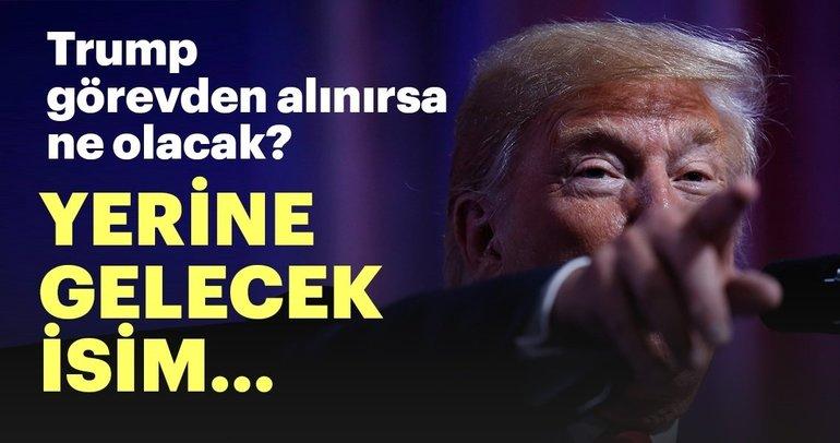 Trump giderse ABD'yi o yönetecek... HZ. İsa ile konuştuğunu zannediyor!