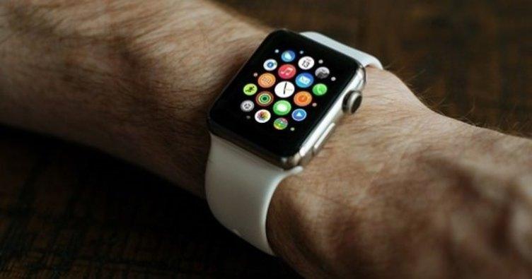 Apple Watch 4 büyük ekranla geliyor