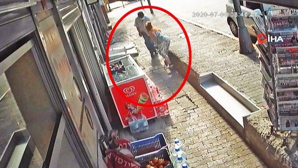 Son dakika: İstanbul'daki sevgili dehşetinin kan donduran görüntüleri ortaya çıktı | Video