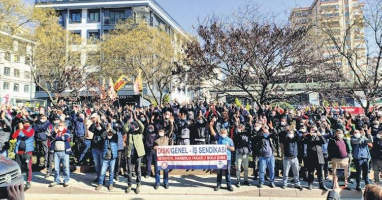 CHP'li belediyelerde grev dalga dalga yayılıyor