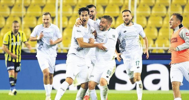 Fenerbahçe'yi ezberledik!