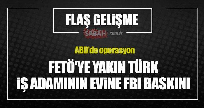 ABD'de FETÖ'ye yakın Türk'ün işlettiği kafeye FBI baskını