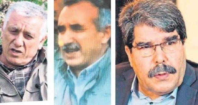 PKK-PYD yöneticilerine yakalama kararı