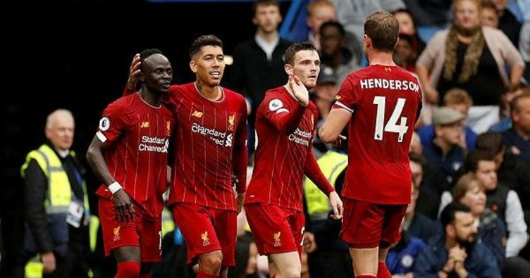 Liverpool, Chelsea'yi geçti; 6'da 6 yaptı