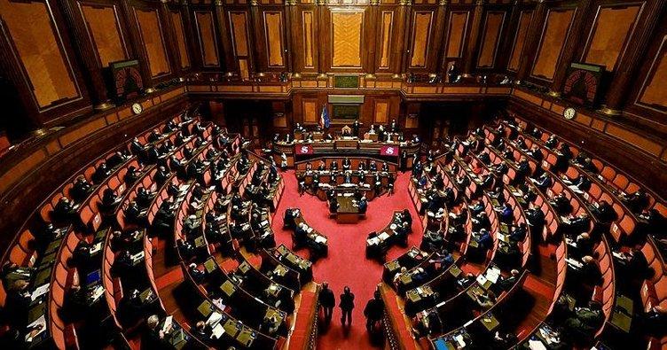 İtalya'da Draghi hükümeti Senato'da güvenoyu aldı