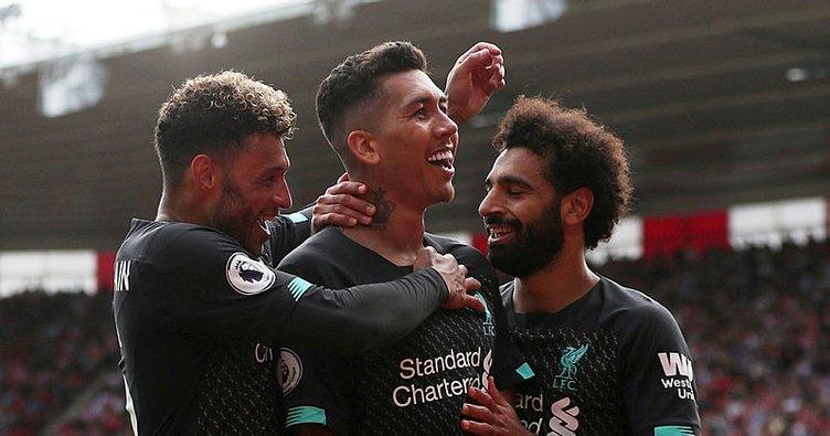 Liverpool 2'de 2 yaptı