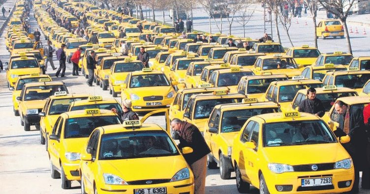 Taksicileri taksiciler yönetecek