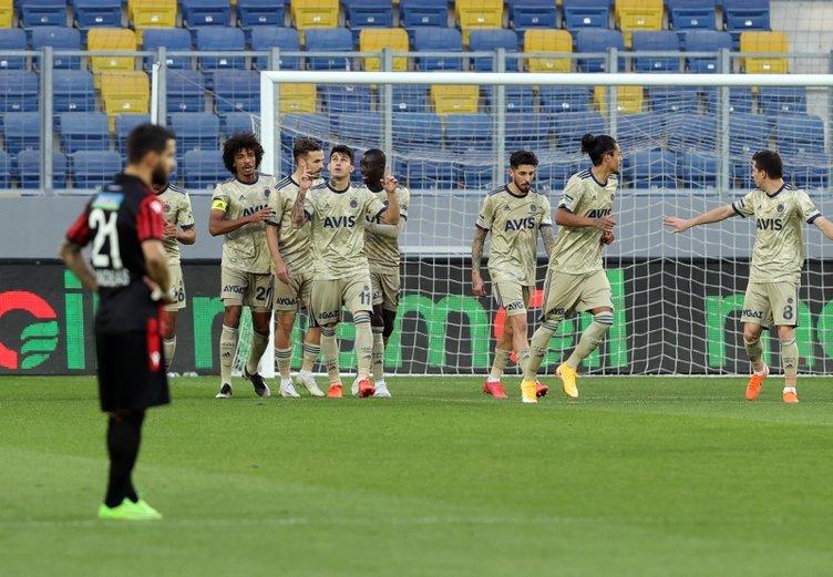 Fenerbahçe yalandan penaltılarla maç kazanıyor
