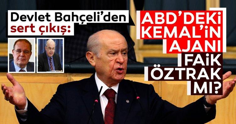 Son dakika haberi: Bahçeli'den Brooking Enstitüsü'nün Türkiye raporuna sert tepki: ABD'deki Kemal'in CHP'deki ajanı Öztrak mıdır?