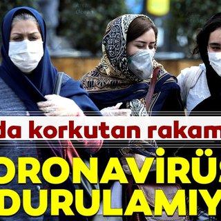 Son dakika: İran'da korkutan rakamlar!  Koronavirüsten ölenlerin sayısı…