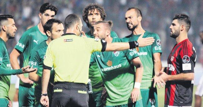 Bursaspor'a tahkİm'den skandal karar