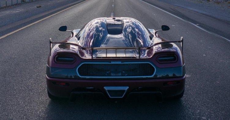 Dünyanın en hızlı otomobili Agera RS