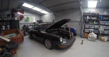 Porsche 911'i 18 ayda yeniledi