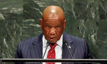 Lesotho Başbakanı eski eşini öldürmekle suçlanıyor