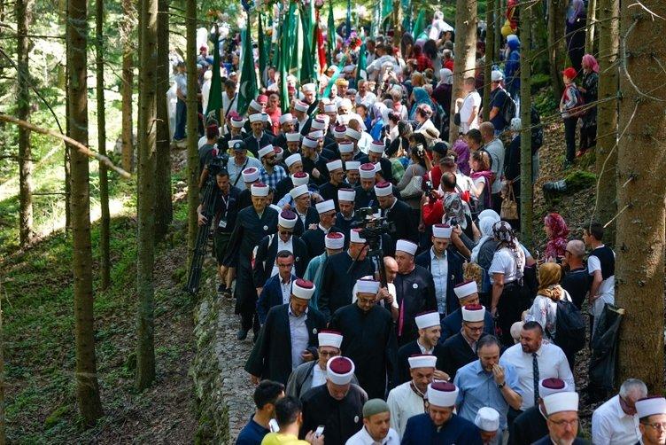Bosna Hersek'teki 509. Ayvaz Dede Şenlikleri