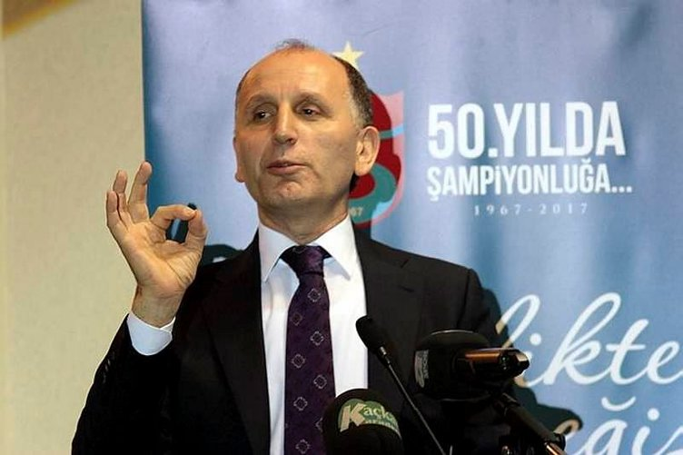 Trabzonspor'dan UEFA'ya 10 maddelik savunma