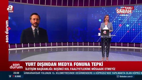 İktidar karşıtı kurumlara ABD'den para desteği! İletişim Başkanı Fahrettin Altun'dan sert tepki | Video