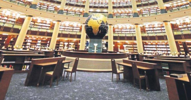 Millet Kütüphanesi kapılarını açıyor