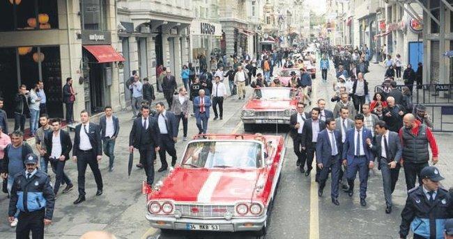 Beyoğlu Festivali renkli başladı