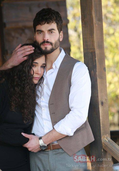 Hercai'nin Hazar Şadoğlu'su Serhat Tutumluer'in eşi de çok ünlü çıktı! Hercai'nin yakışıklı oyuncusu Serhat Tutumluer meğer eşi ile aynı dizideymiş...
