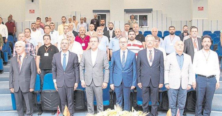 MTOSB'de Sabri Tekli yeniden başkan oldu